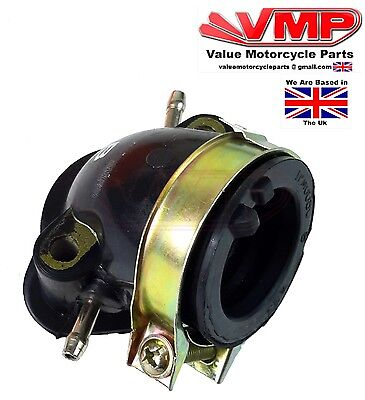 Inlet Manifold Carb Carburettor to Engine Pipe For Jonway Adventure 125