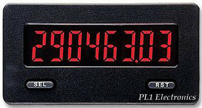 Red Lion Controls   Cub5R000   Counter/tachometer, With Lcd