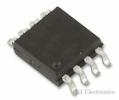 Texas Instruments   Lm56Bimm   Ext Prog Thermostat 2 O/put, Msop8
