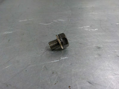 Peugeot Vox 110 Engine Oil Sump Plug Bolt