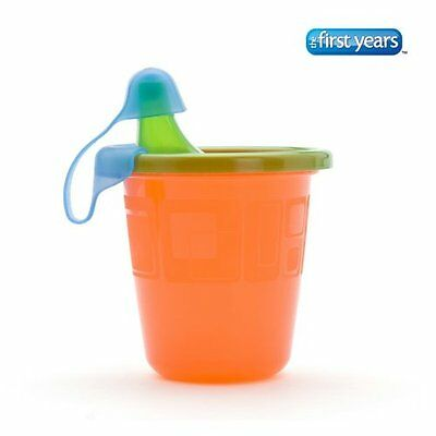 The First Years Take & Toss Spill Proof Sippy Cups, 7 Ounce, 6 Pack Free Ship!