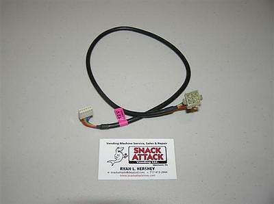 VM010 DOLLAR BILL CHANGER HARNESS CABLE From CONTROL BOARD to BILL ACCEPTOR