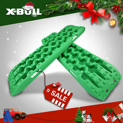X-BULL Recovery Tracks Sand Track  Trax 4x4 4WD Snow Mud  CAR Vehicles ATV