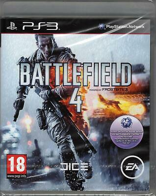 Battlefield 4 | uncut | deutsch | Playstation 3 PS3 | NEU & OVP