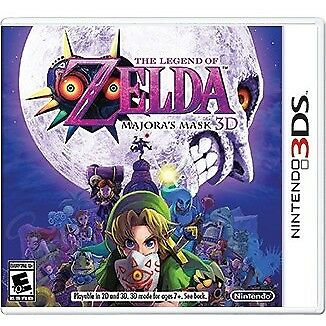 Nintendo CTRPAJRE Nintendo The Legend of Zelda: Majora's Mask 3D - Action/Advent