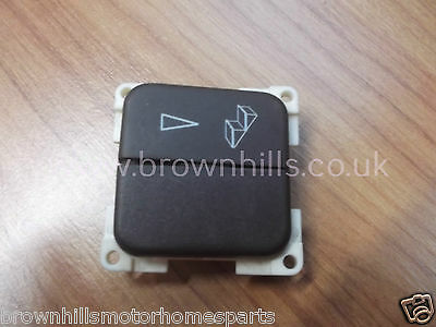 Motorhome Caravan Step Switch Brown Cbe