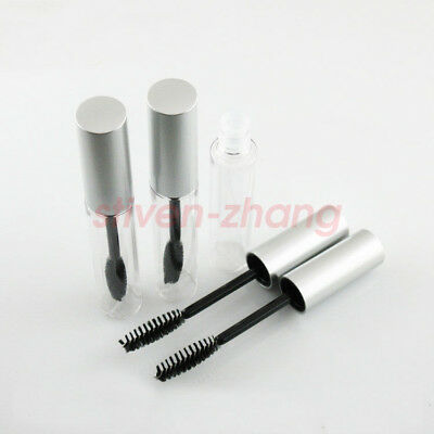1be2df50876 2-100PCS 10ML Empty Mascara Tube Eyelash Cream Vial/Bottle/Container Cap SET