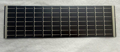 1pc PowerFilm Solar Cell Module: MPT15-75 Flexible Solar Panel 15V @ 50mA  0.8W