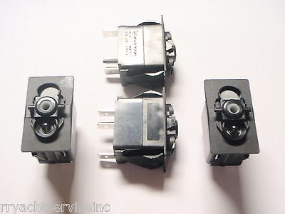 V1D1 SWITCH BASE CARLING  V1D1B60B LIGHTED ON//OFF BOATINGMALL  BOAT PARTS