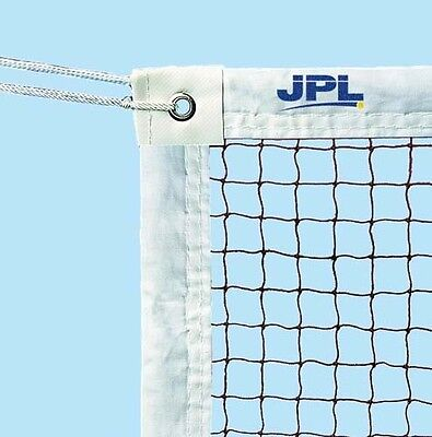 JPL Matchplay Badminton Net Top Quality Superior Knotted Nylon Mesh Net 19mm