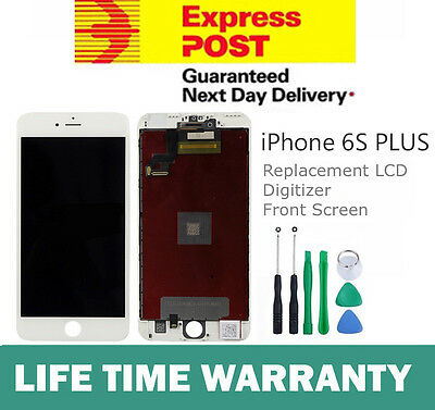 """for iPhone 6S PLUS 5.5"""" White LCD Touch Screen Replacement Digitizer NEW"""