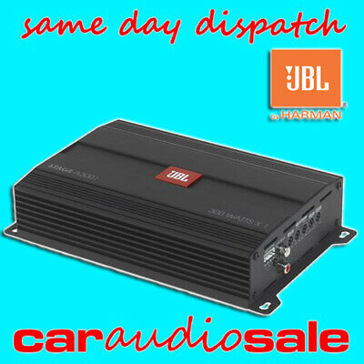 Jbl Stage A3001 Mono Channel Car Van Subwoofer Speaker Power Amplifier 300 Watt