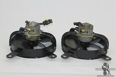 04 DUCATI 999 S Engine Radiator Cooling Fans