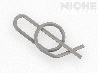Ring Cotter Standard Duty 1/4 Stainless Steel  (100 Pieces)
