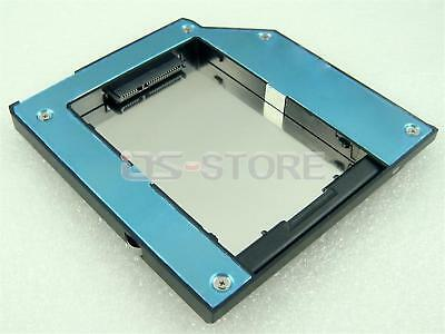 "2.5"" 2nd SATA HDD Caddy BOX Tray to 9.5mm IDE PATA ATAPI ODD IBM Lenovo T40 T41"
