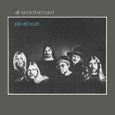 The Allman Brothers Band - Idlewild South (Remastered)  Cd Neu