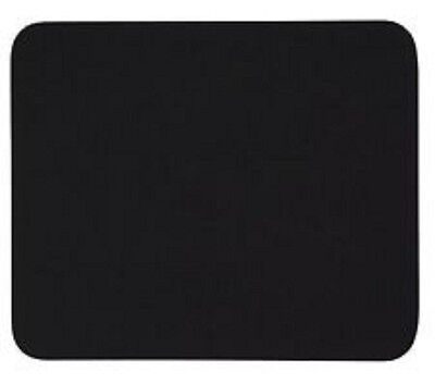 Black Fabric Mouse Mat Pad High Quality 5mm Wholesale Fast Delivery