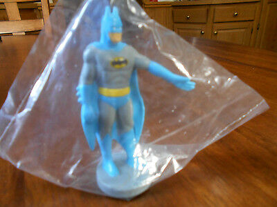 """Vintage 1988 Batman Figure By Dc Applause Mint In Package 3.5"""" From Dc Comics"""