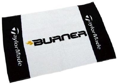 "*Brand New* TaylorMade Golf Burner Cart Towel - 16"" x 24"" French Terry"