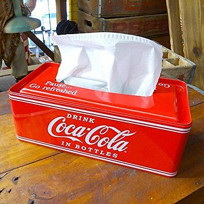 Coca-cola Can Tissue Box Ships from Japan