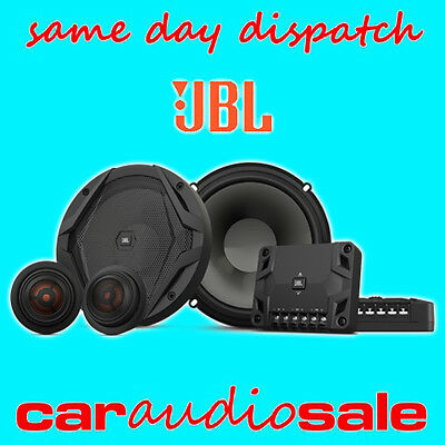 "Jbl Gx600C 6.5"" Inch 16.5Cm 210 Watt Peak Power Component Tweeters Speakers Kit"