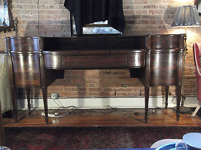Antique Sideboard Scottish Early 1800's