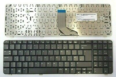 Keyboard for HP Compaq Presario CQ61 G61 517865-031 509948-031 UK Layout New