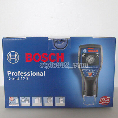 Bosch d tect 150 sv professional wall scanner for Bosch scanner mural d tect 150 professional