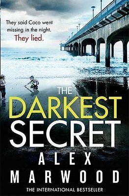 The Darkest Secret By Alex Marwood Brand New Book 9780751550702