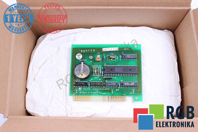 Pii-146 8-Bit Isa Clock Plus Card 12M Warranty Id15955