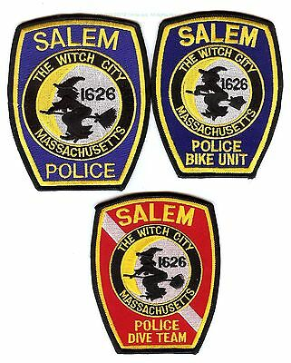 Collectible Massachusetts Police Patches eBay