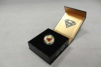 2014 Royal Canadian Mint - $100 Gold Coin: The Adventures of Superman #596