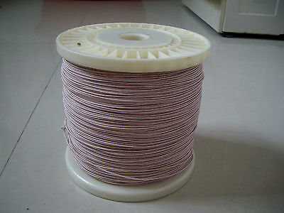 Litz Wire 20//38 Coil Crystal Radio Loop Antenna AWG38 X 20 Strands #A34V LW