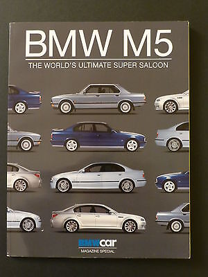Bmw M5 The World's Ultimate Super Saloon Book