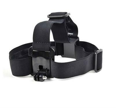 Adjustable Elastic Head Strap For Gopro Hero 8 7 6 5 4 3+ 3 HD Band Mount Go Pro