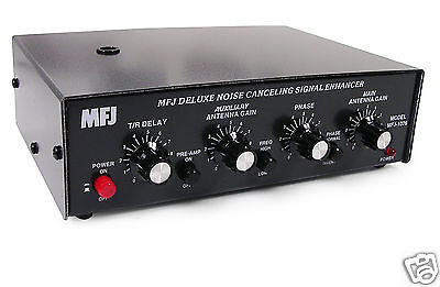 MFJ 1026 Deluxe noise canceller / signal enhancer