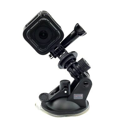 Suction Cup Car Mount Holder For GoPro Hero 6 5 4 3+ 3 2 1 Action Camera Go Pro