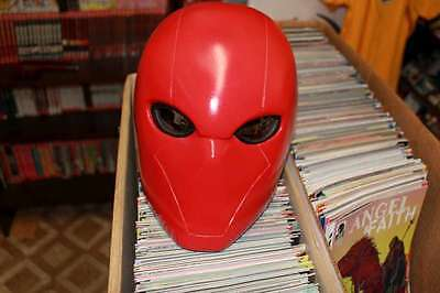 Red Hood Jason Todd Helmet custom