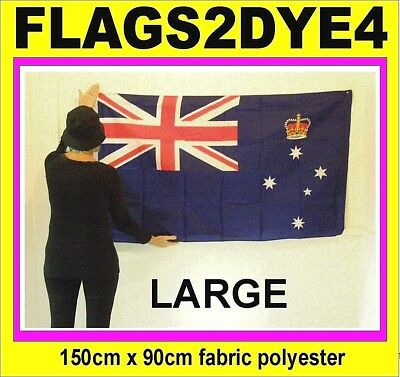 Victorian flag Australian Victoria Vic includes AUSTRALIA POST TRACKING