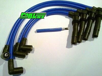 Toyota MR2 10mm High Performance HT Ignition Leads 1984-1990 Custom Brand New