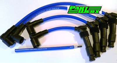 Toyota MR2 10mm High Performance HT Ignition Leads 3S-GE 1989-1992 Custom Made