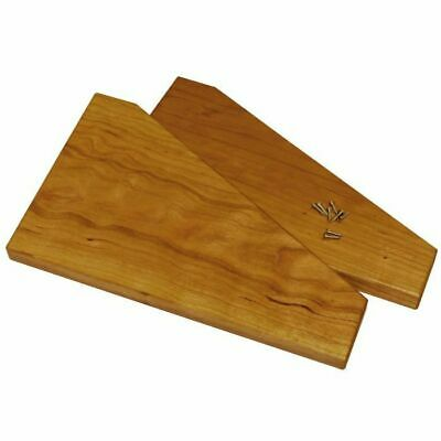 Pittsburgh Modular Double Row Cherry Wood Sides For Desktop Cases