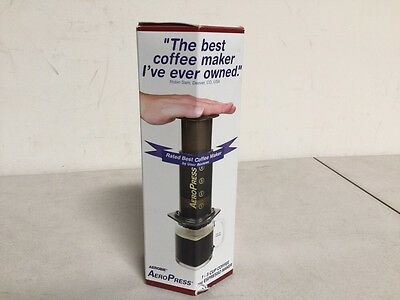 Aerobie AeroPress Coffee & Espresso Maker with Filters for 1 - 4 Cups