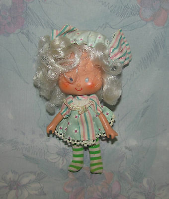 Vtg Strawberry Shortcake Doll - Party Pleaser - Angel Cake - No Shoes