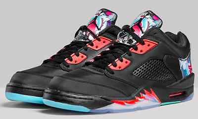 """AIR JORDAN 5 V LOW RETRO """"CHINESE NEW YEAR""""840475-060 Size 8~15 PRE-OREDER"""