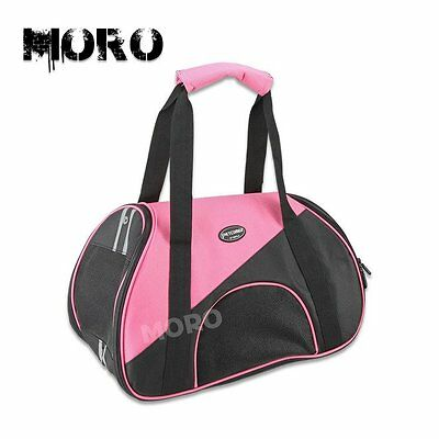 Petcomer Pet Small Dog Cat Puppy Rabbit Guinea Pig Travel Carrier Bag Crate Case