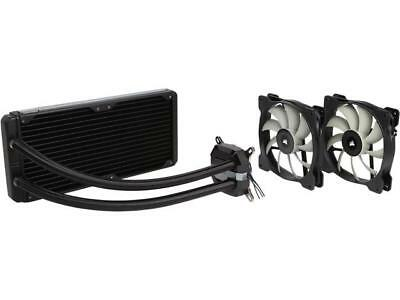 Corsair Hydro Series H115i Extreme Performance Liquid CPU Cooler, 280mm CW-90600