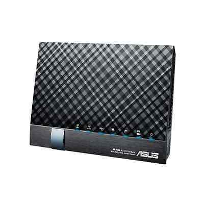 ASUS DSL-AC56U 4-port Wireless VDSL Router with USB