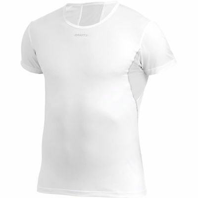 Craft Cool Tee Short Sleeve Base Layer with Mesh - Mens/Womens - Various Sizes