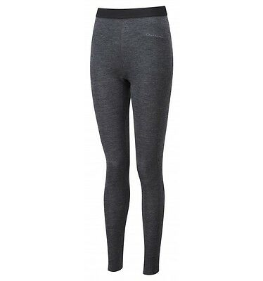Sprayway Rana Womens Merino Wool Warm Base Layer Leggings - Grey *RRP £39.99*